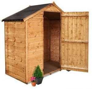 BillyOh 300M Tongue & Groove Windowless Apex Shed