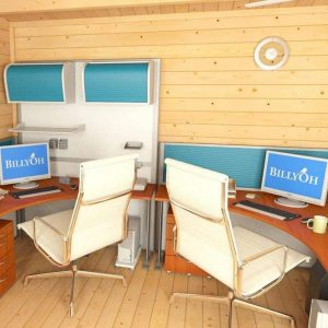 BillyOh Premium Dorset 1 Office Room