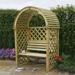 Blooma Chiltern Wooden Arbour