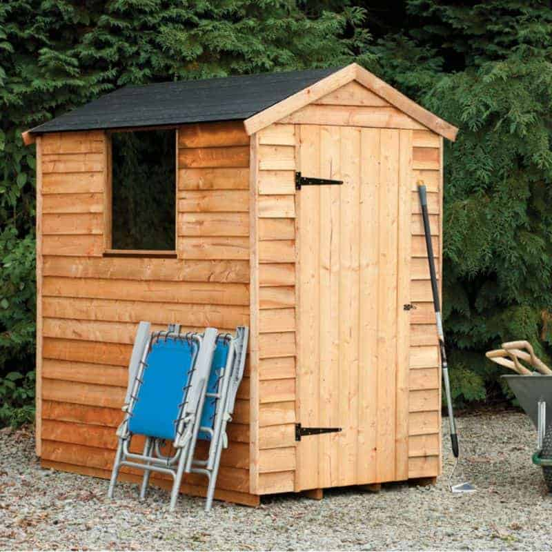 Blooma Overlap Wooden Shed
