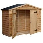 Blooma Shiplap Bike Shed