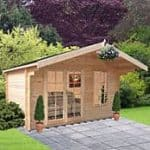 Cannock Log Cabin