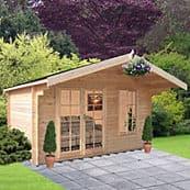 Cannock Log Cabin