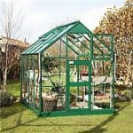 Eden Greenhouse Polycarbonate Glazing Acorn