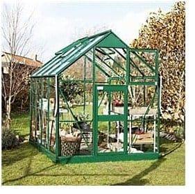 Eden Greenhouses Acorn Polycarbonate