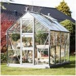 Eden Greenhouses Polycarbonate Acorn Greenhouse