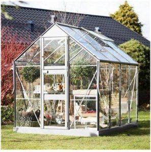 Eden Greenhouses Polycarbonate Acorn Greenhouse
