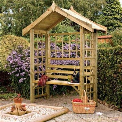 Grange Style Wistow Arbour