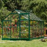 Green Frame Harmony Greenhouse