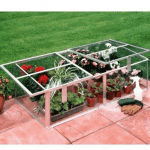 Halls Greenhouses Horticultural Glass Cold Frame