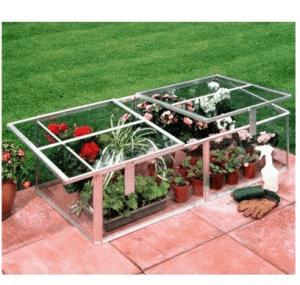Halls Greenhouses Horticultural Glass Cold Frame