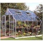 Halls Greenhouses Horticultural Short Pane Greenhouse
