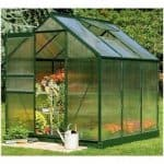 Halls Greenhouses Popular Polycarbonate Glazing Greenhouse