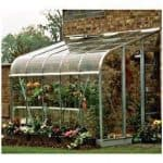 Halls Greenhouses Silverline Lean-To Greenhouse