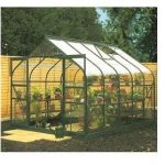Halls Greenhouses Supreme Toughened Glass Greenhouse