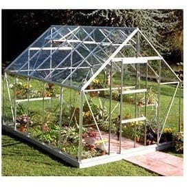 Halls Greenhouses Universal Horticultural Glass
