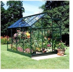 Halls Polycarbonate Glazing Greenhouse