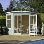 Hampton Corner Summerhouse Mid Size