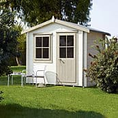 Hartley Log Cabin