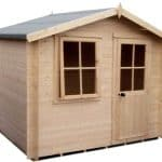 Hartley Tongue & Groove Log Cabin