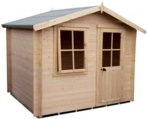 Hartley Tongue & Groove Log Cabin