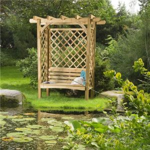 Jagram Sa York Garden Arbour