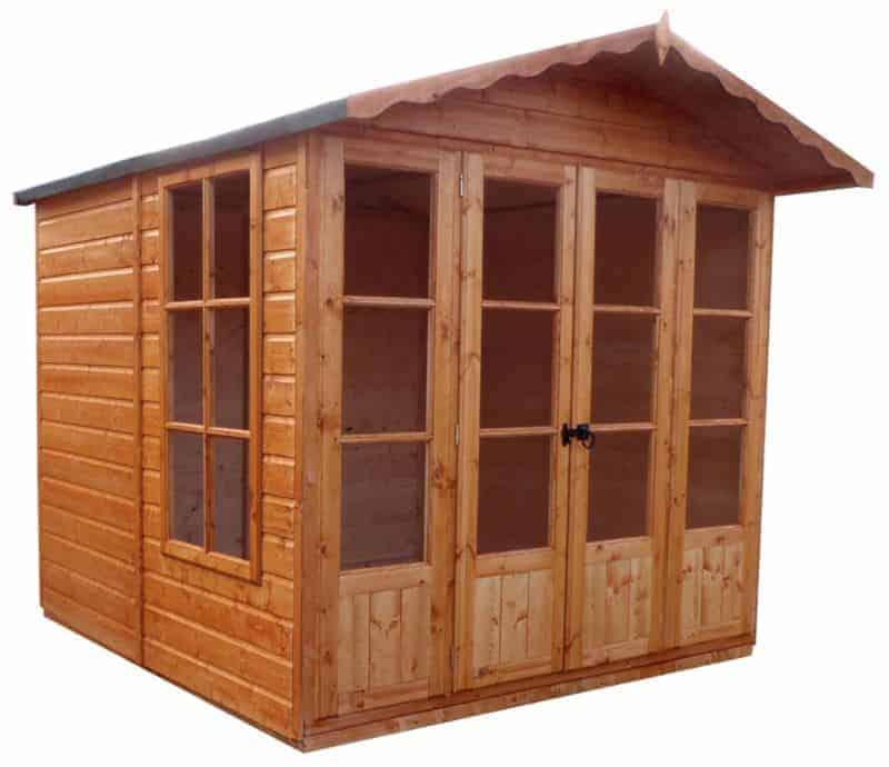 Kensington Wood Summerhouse