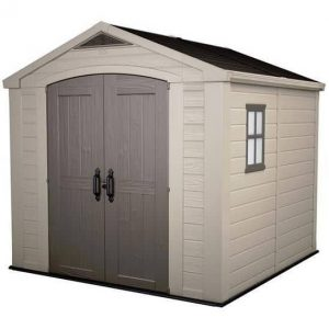 Keter Apollo Plastic Shed 8X8