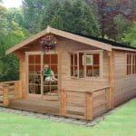 Kinver Log Cabin