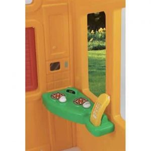 Little TIkes Magic doorbell plastic playhouse phone
