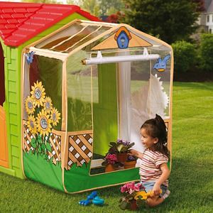 Little Tikes Garden cottage playhouse greenhouse