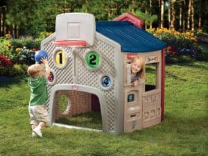 Little Tikes Little Town playhouse BasketBall