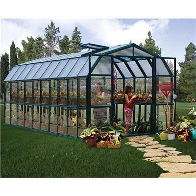 Rion Grand Gardener's Plastic Greenhouse