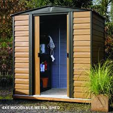 Rowlinson Compact Shed