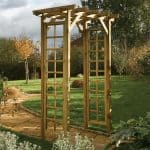 Rowlinson Wooden Square Top Arch
