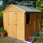 Shiplap Wooden Shed