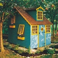 Shire Cottage Playhouse