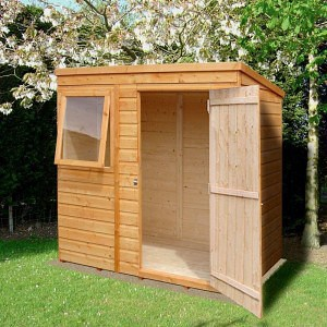 Shire Shiplap Shed