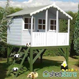 Shire Stork & Platform Playhouse