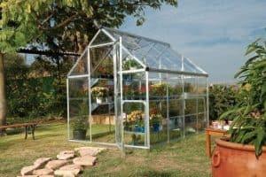 Silver Harmony Greenhouse