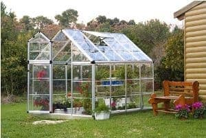 Snap and Grow Greenhouse