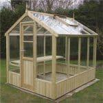 Swallow GB Ltd Kingfisher Greenhouse