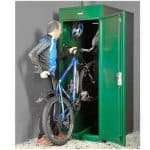 The Asgard Versatile Bike Locker