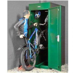 The Asgard Versatile Bike Locker