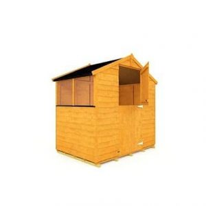 The BillyOh 20 Stable Door Shed