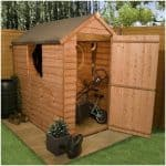 The BillyOh 300M Value Apex Shed