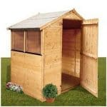 The BillyOh 300S Tongue and Groove Apex Garden Shed