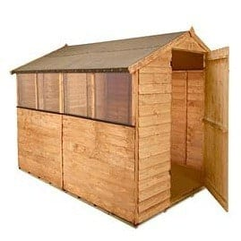 The BillyOh 30M Classic Overlap Garden Shed