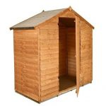 The BillyOh 30M  Windowless Classic Overlap Apex Garden Shed