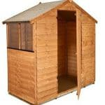 The BillyOh 30S Value Overlap Apex Shed